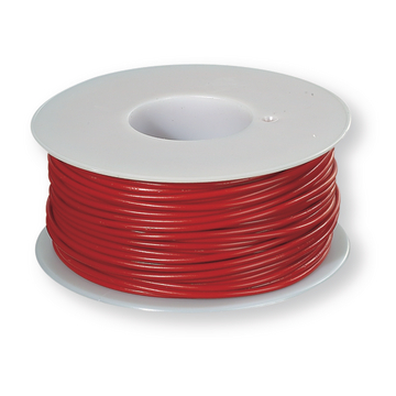 Accukabel 16,0 mm² rood 25 m haspel